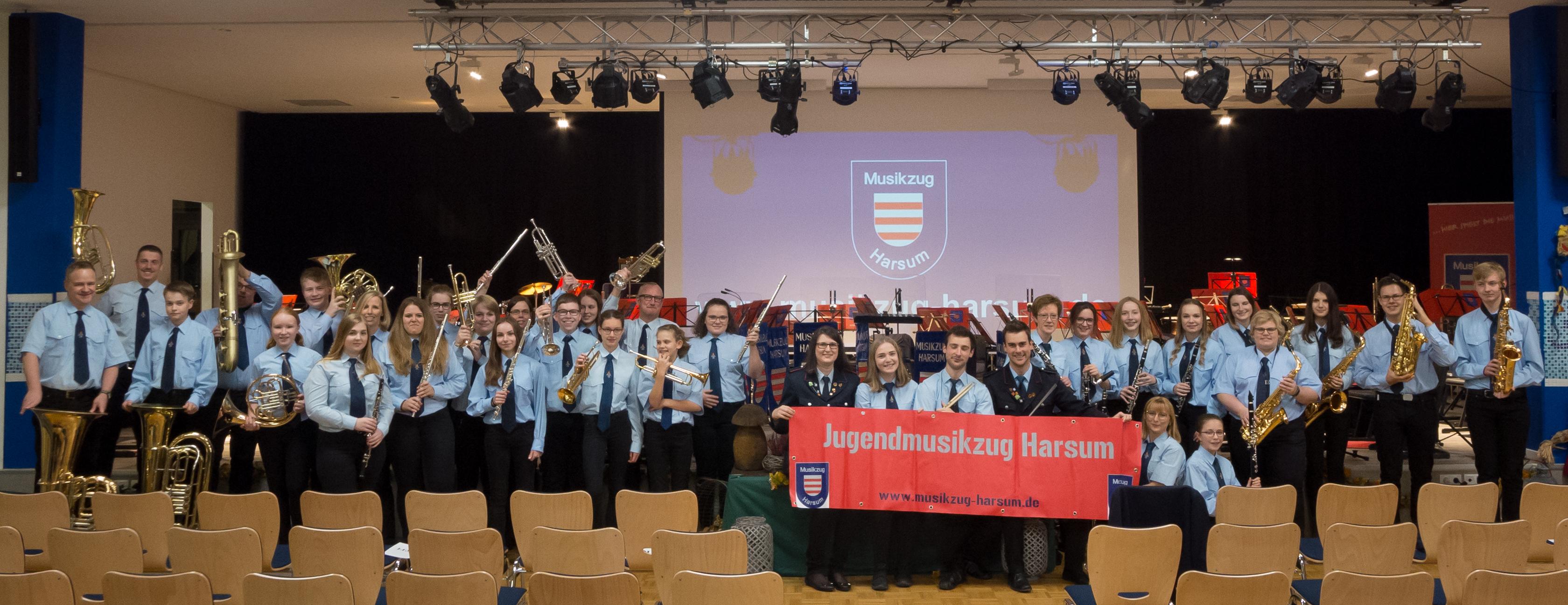 Jugendorchester im Jahr 2011