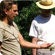 Naturerlebnis: Naturkundliche Wanderung im Urlaubsparadies (Griechenland 2010).