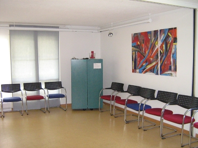 Gruppenzimmer - Therapiezentrum Meggen