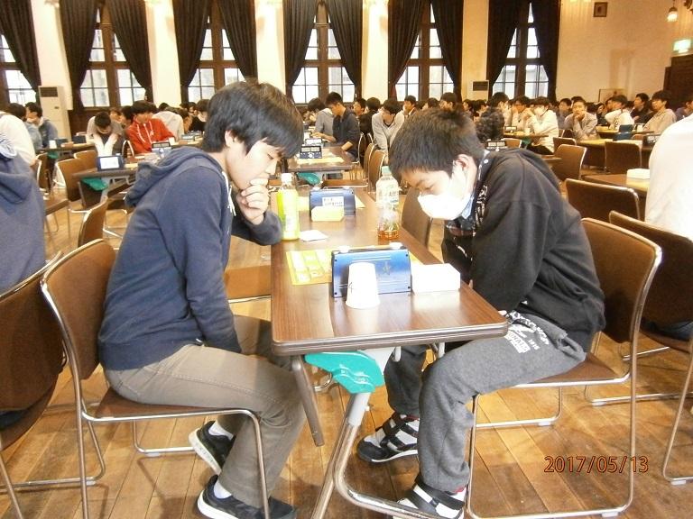 鈴木(長野工業)VS高橋(稲荷山養護)