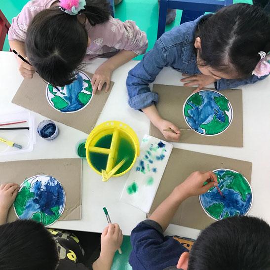 Earth Dayで地球を考える