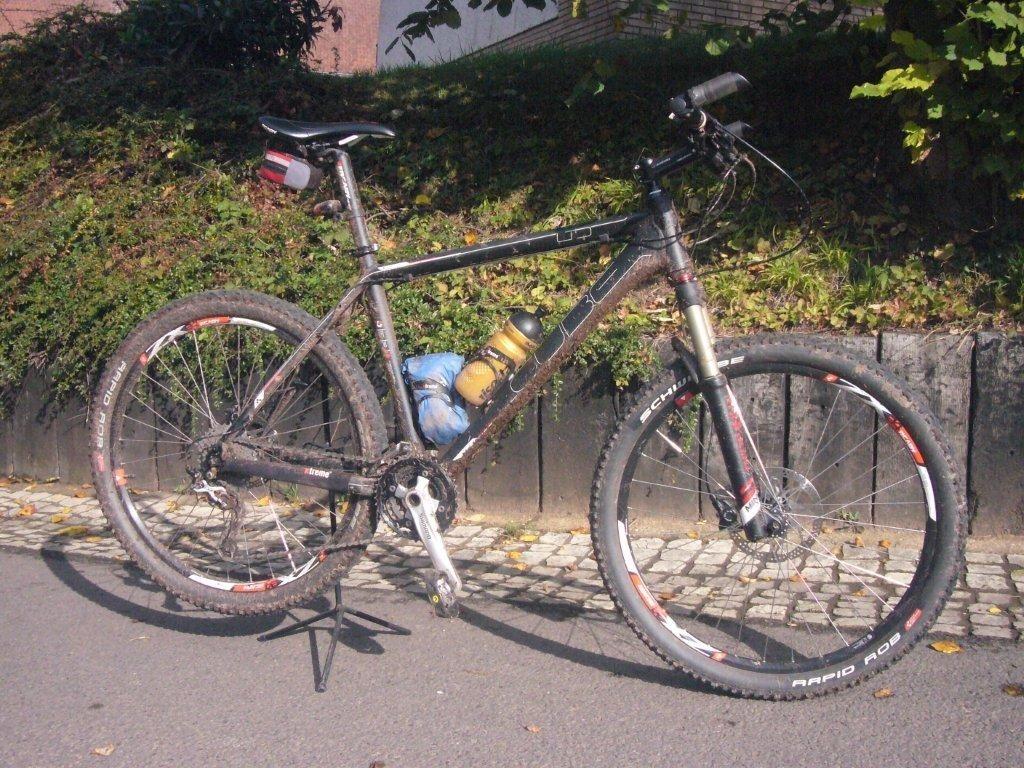 Drecksbike - oder darf so nur Michael's Bike heißen?