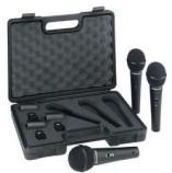 set de microfonos behringer