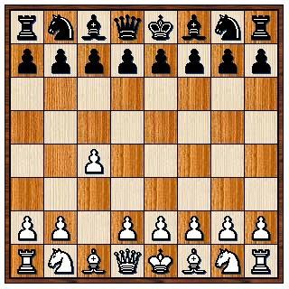 Partie Anglaise 1.c4