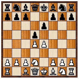 Défense Française Tarrasch 1.e4 e6 2.d4 d5 3.Cd2