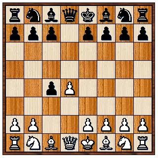 Gambit Dame accepté 1.d4 d5 2.c4 dxc4