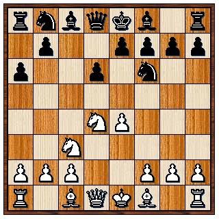 Défense Sicilienne Najdorf 1.e4 c5 2.Cf3 d6 3.d4 cxd4 4.Cxd4 Cf6 5.Cc3 a6