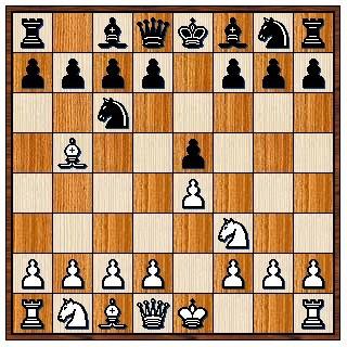 Partie Espagnole (Ruy Lopez) 1.e4 e5 2.Cf3 Cc6 3.Fb5