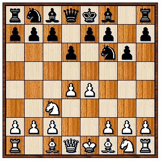 Défense Pirc 1.e4 d6 2.d4 Cf6 3.Cc3 g6