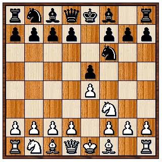 Défense Russe (Petroff) 1.e4 e5 2.Cf3 Cf6