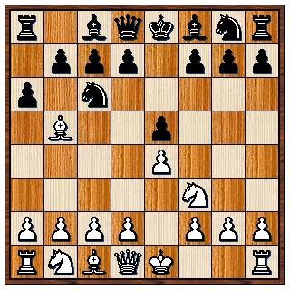 Partie Espagnole défense Morphy 1.e4 e5 2.Cf3 Cc6 3.Fb5 a6