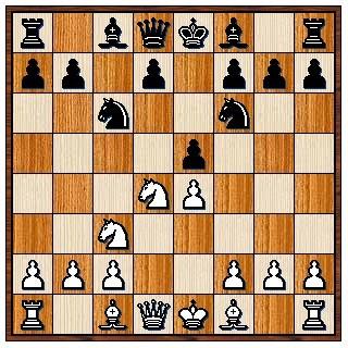 Défense Sicilienne Pélikan 1.e4 c5 2.Cf3 Cc6 3.d4 cxd4 4.Cxd4 Cf6 5.Cc3 e5