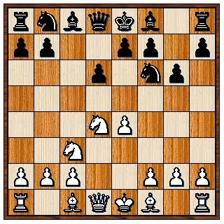 Défense Sicilienne Dragon 1.e4 c5 2.Cf3 d6 3.d4 cxd4 4.Cxd4 Cf6 5.Cc3 g6