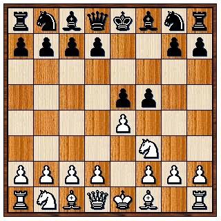 Gambit Letton 1.e4 e5 2.Cf3 f5