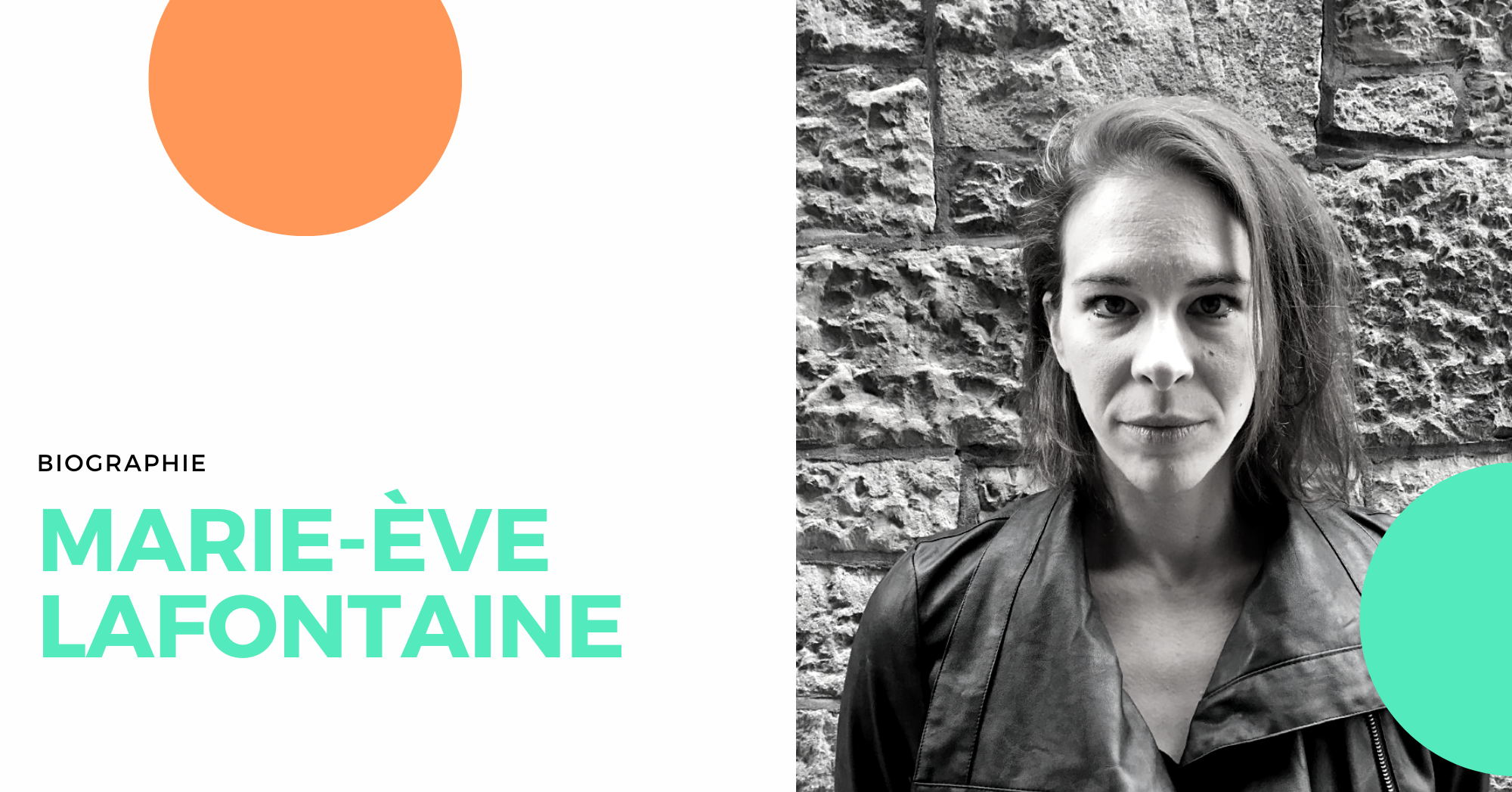 Marie-Ève Lafontaine