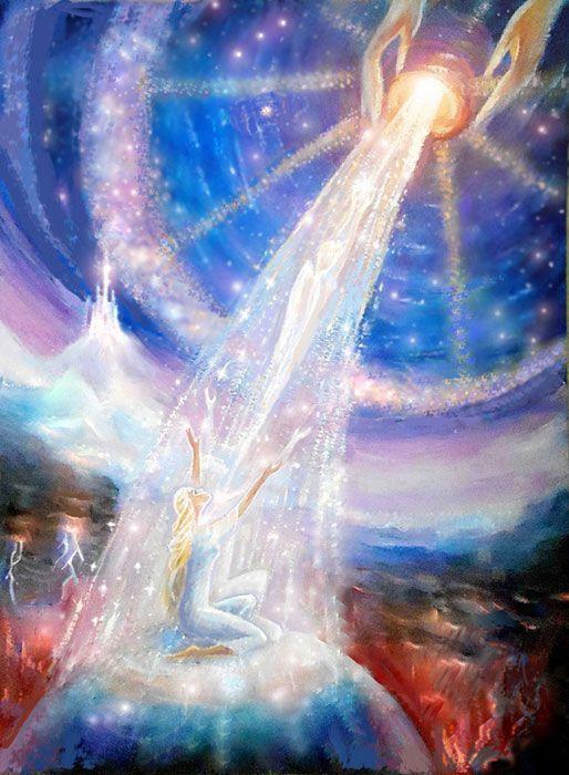 Terug naar huis  Spiritueel verhaal