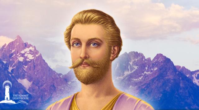 Het dak van de Hemel (Spiritueel verhaal)