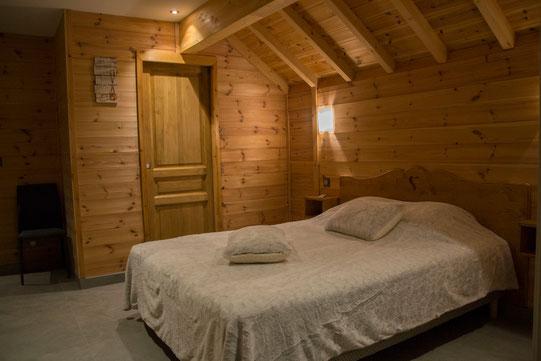 Chambre L'Aup, Gite Le Maréva, Le Dévoluy, Hautes-Alpes
