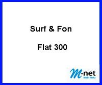 Surf & Fon Flat 300 für VDSL Glasfaser Anschluss von M-net