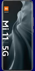 Das neue Xiaomi Mi 11 5G Handy
