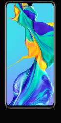 Huawei P30 Handy trotz Schufa als gebrauchtes Smartphone kaufen und mit LTE Tarif verbinden