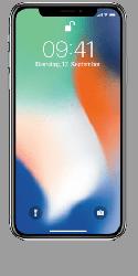 Apple iPhone X Smartphone auf Raten
