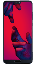 Huawei P20 Pro trotz negativer Schufa bei 1 & 1 kaufen.