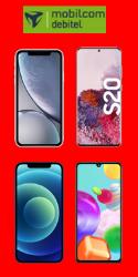 Smartphone trotz negativer Schufa Auskunft bei Mobilcom Debitel bestellen