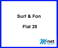 Surf & Fon Flat 25 für VDSL Anschluss von M-net