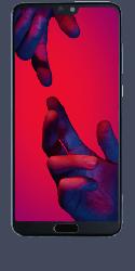 Huawei P20 mit Handyvertrag trotz negativer Schufa von ! & 1