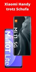 Xiaomi Handy trotz Schufa - Handyvertrag mit Smartphone und Allnet Flat bestellen