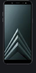 Samsung Galaxy A6 trotz Schufa