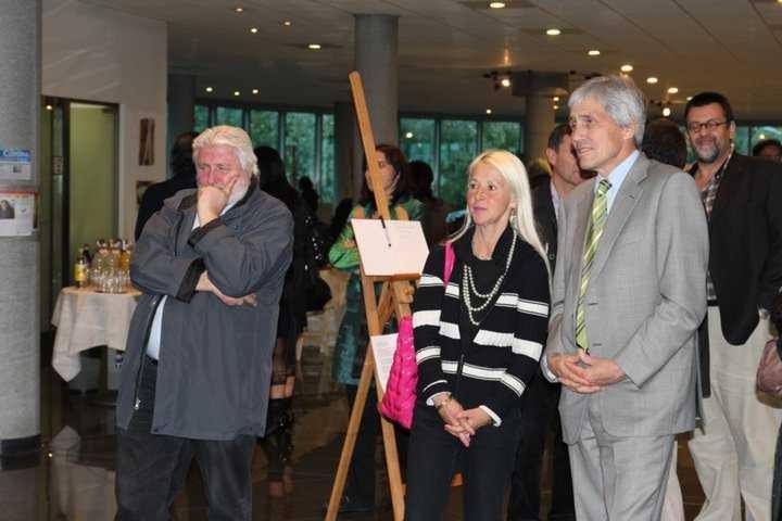 Ausstellung Kunstraum F.R.G. Meran mit Dr. Fabi