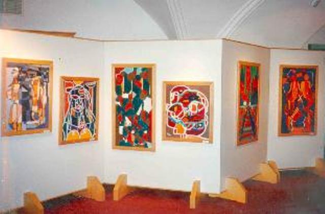 Ausstellung Volksbank-Galerie Meran