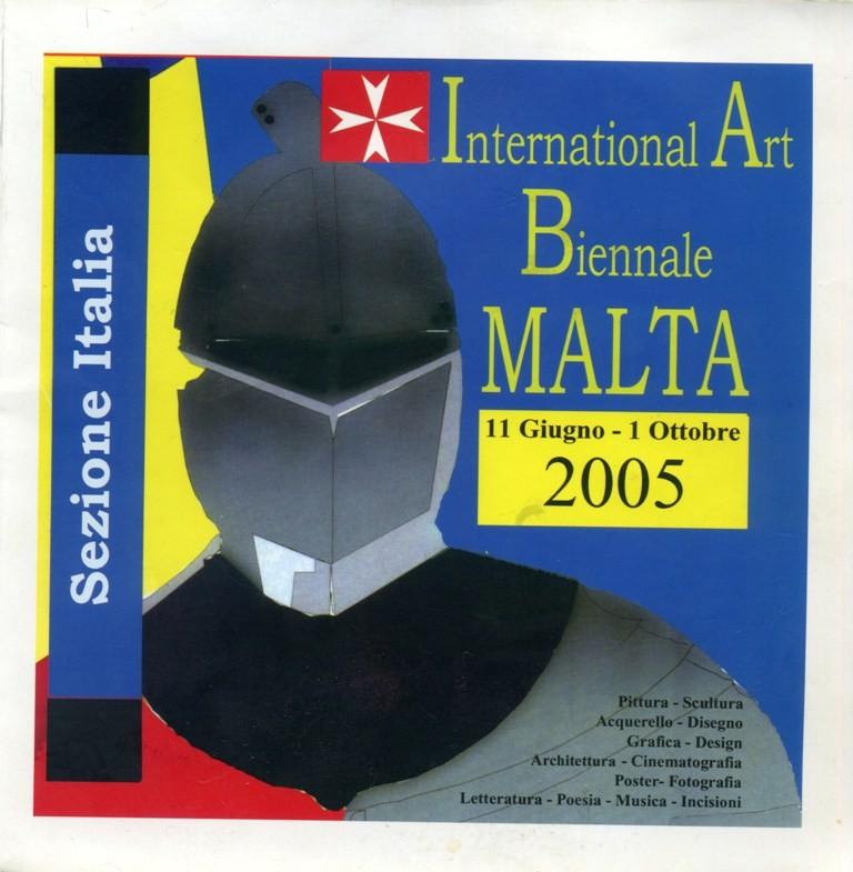 2005 Teilnahme an der Biennale Malta