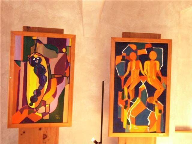 Ausstellung Schloss Welsperg