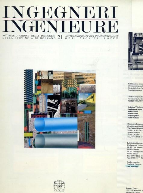 Titelblatt der Broschüre für Ingenieure