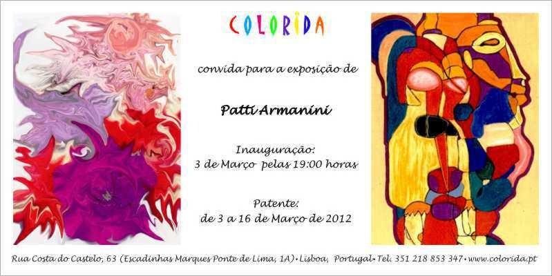 Colorida Lissabon - Ausstellung dauerte bis Ende Juni 2012