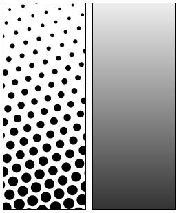 Fig. 1. Principio de Tramado.