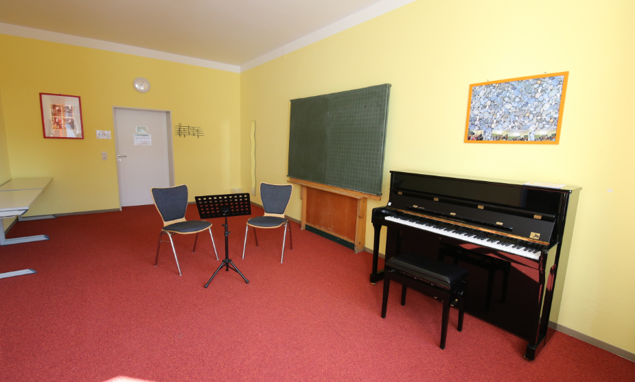 Grundschule Musikraum 1