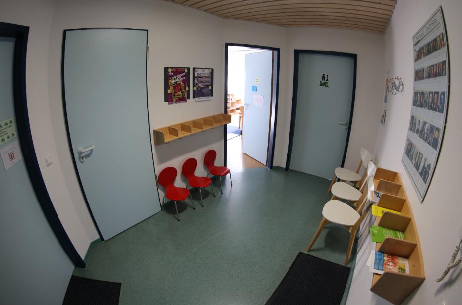 Kulturtreff Allershausen Vorraum Eltern-Kind-Gruppenraum, 1. Stock