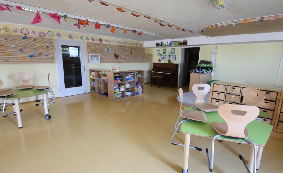 Grundschule Kranzberg Mittagsbetreuung