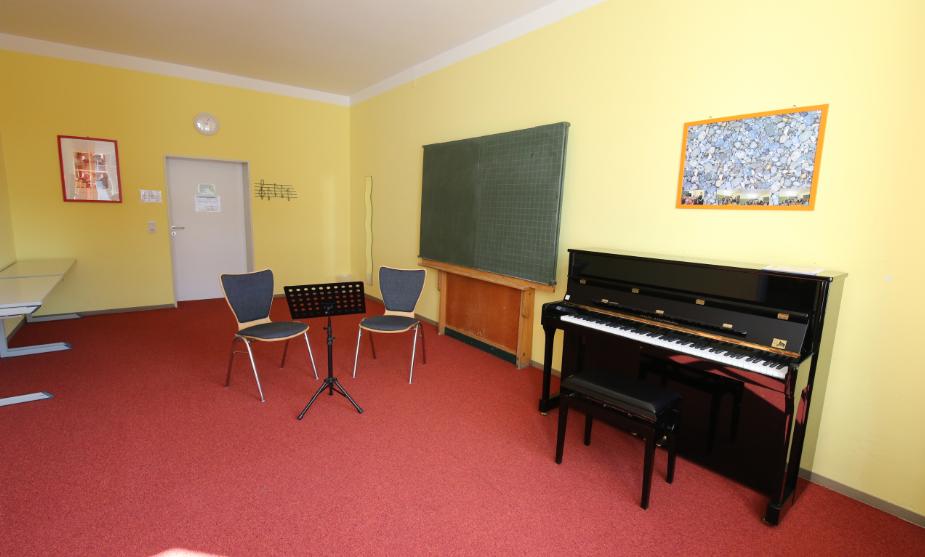 Grundschule Paunzhausen Musikraum 1