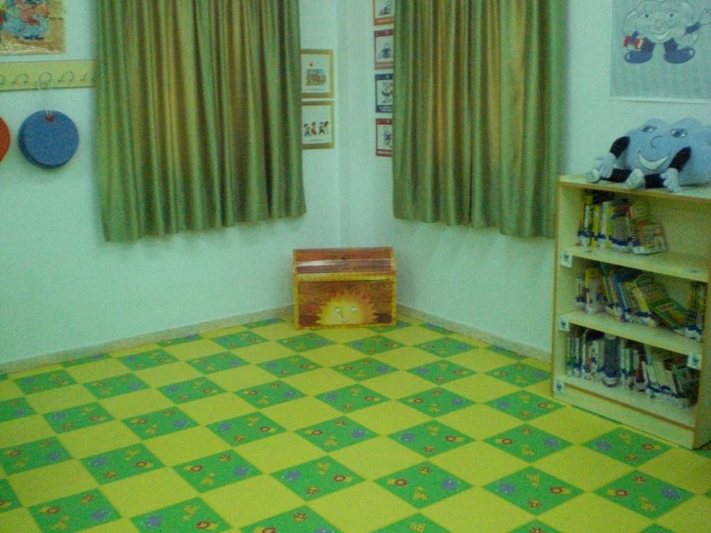 Biblioteca. Zona infantil