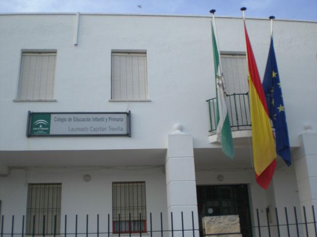Edificio de 1991. En él están, entre otros, los servicios administrativos.