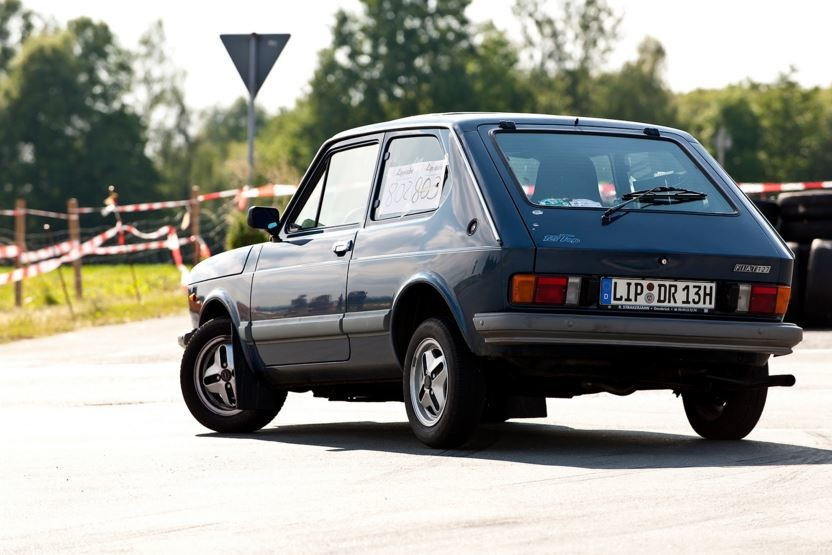 Doc Reuter Fiat 127
