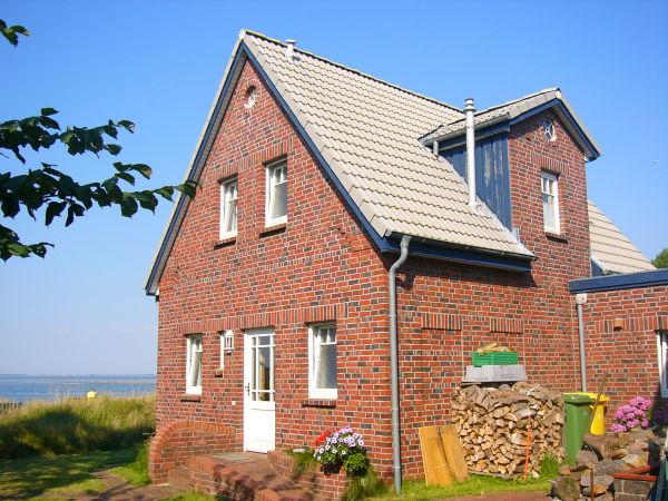 Das Strandhaus EBBE und FLUT