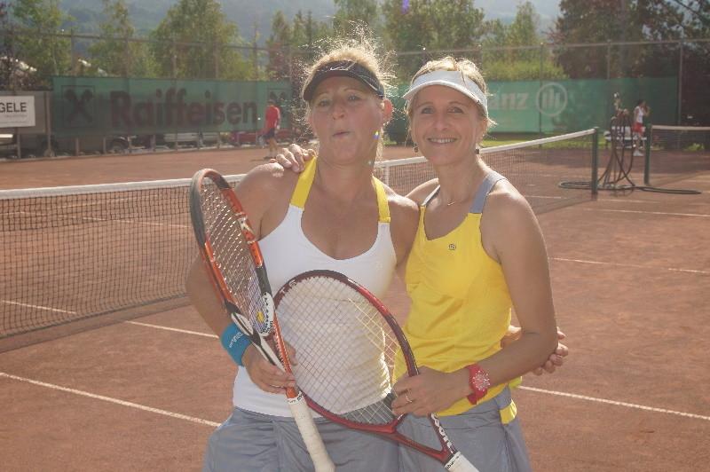 Brigit und Christine 3. Rang Doppel
