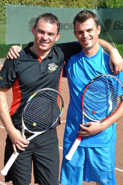 Finalisten Herren Grand Slam Butolen Brothers