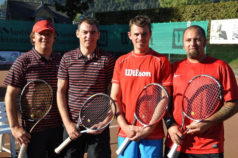 Finalisten Herren Doppel Grand Slam